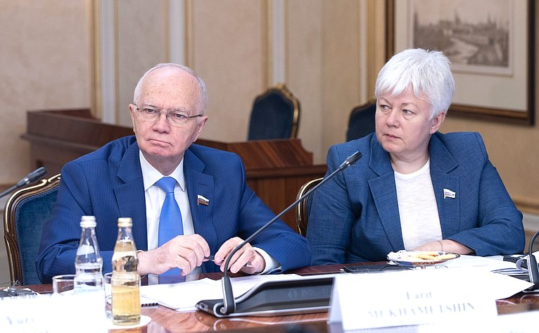 Фарит Мухаметшин иОльга Тимофеева
