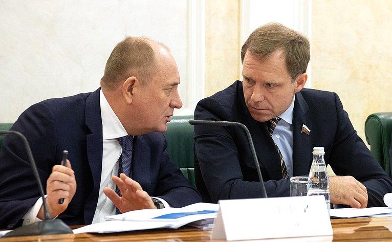 Виталий Маркелов иАндрей Кутепов