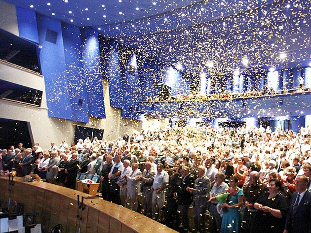 Владимир Бекетов принял участие вцеремонии, посвященной 100-летнему юбилею Кубанского государственного технологического университета