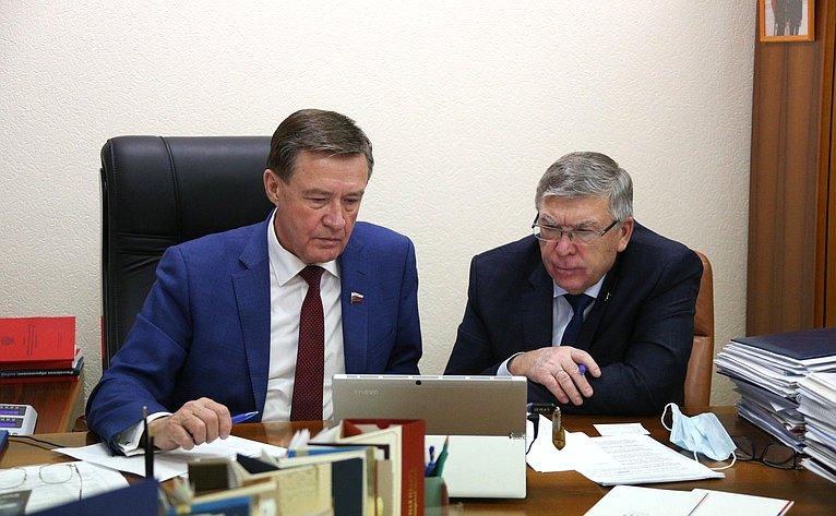 Сергей Рябухин иВалерий Рязанский