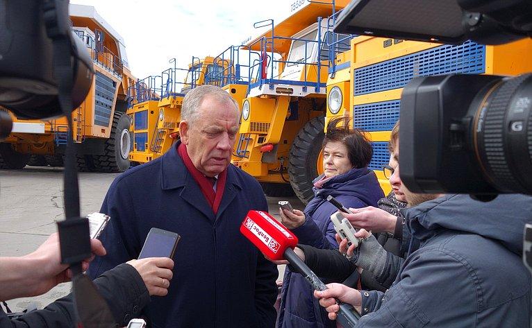 Сергей Митин вБеларуси