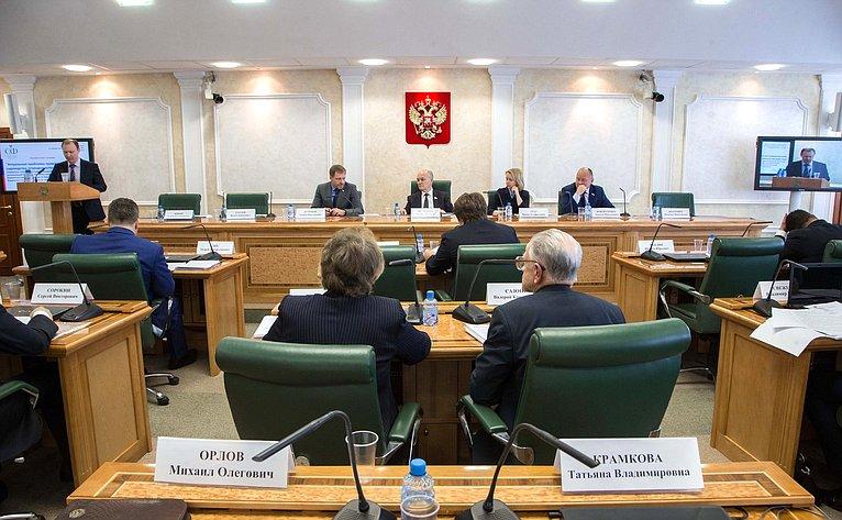 Парламентские слушания натему «Актуальные проблемы правового регулирования садоводства, огородничества идачного хозяйства»