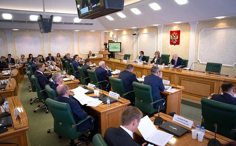 Заседание Межрегионального банковского совета