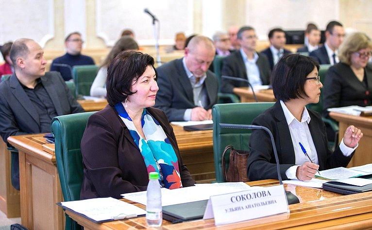«Круглый стол» натему «Буддизм как фактор развития гражданского общества, межконфессионального мира исогласия вРоссийской Федерации»