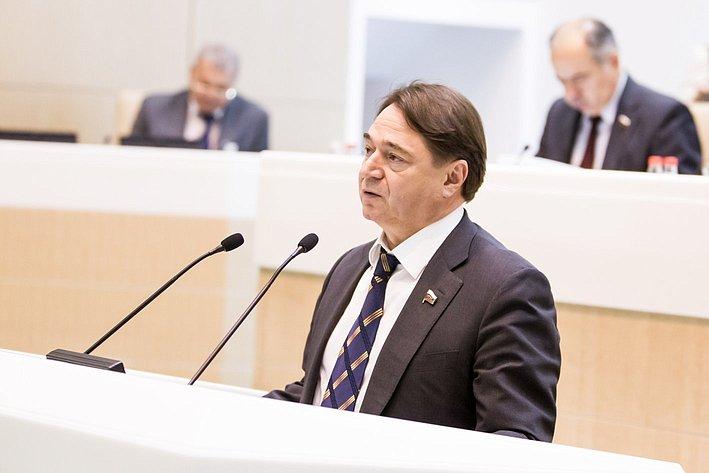 356 заседание СФ Шатиров