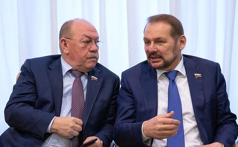Геннадий Орденов иСергей Белоусов