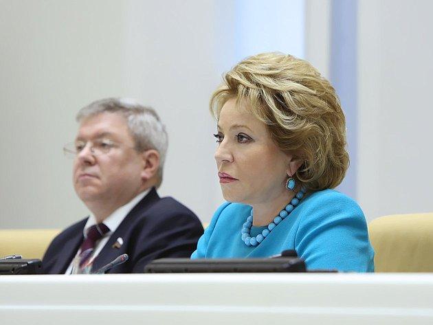 17-04 332 заседание Матвиенко Совета Федерации 21