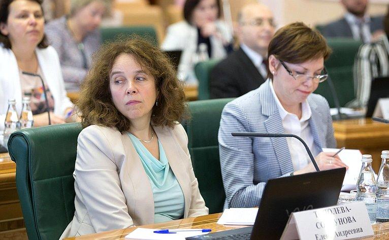 Заседание Совета поразвитию социальных инноваций субъектов РФ натему «Инновационный опыт регионов поактивному долголетию»