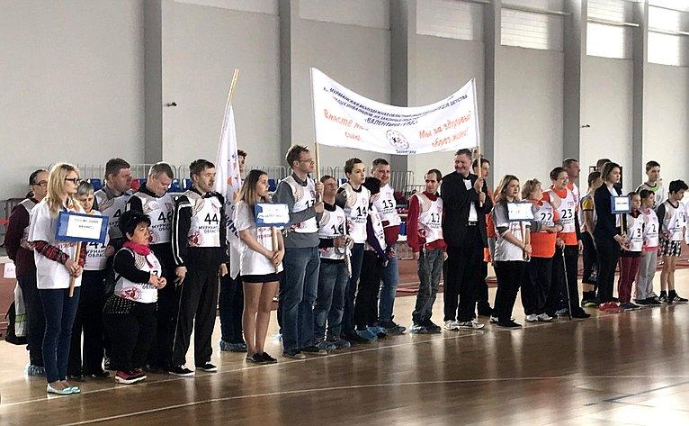 Мурманские региональные соревнования понастольным спортивным играм среди людей сограниченными возможностями здоровья