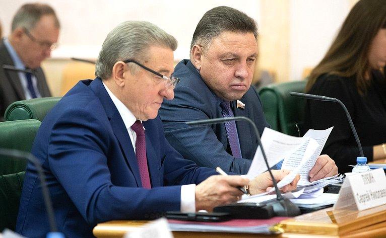 Сергей Лукин иВячеслав Тимченко