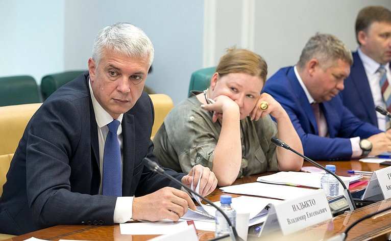 Заседание рабочей группы повзаимодействию сфедеральными органами исполнительной власти иорганами государственной власти Ставропольского края