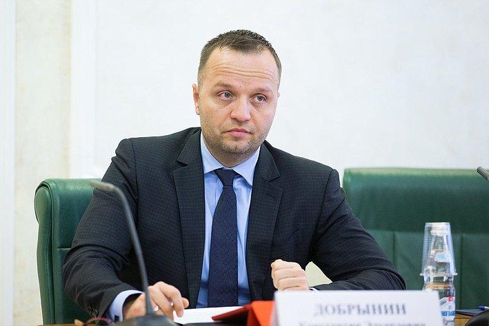 Добрынин Парламентские слушания, посвященные вопросам оздоровления российской банковской системы