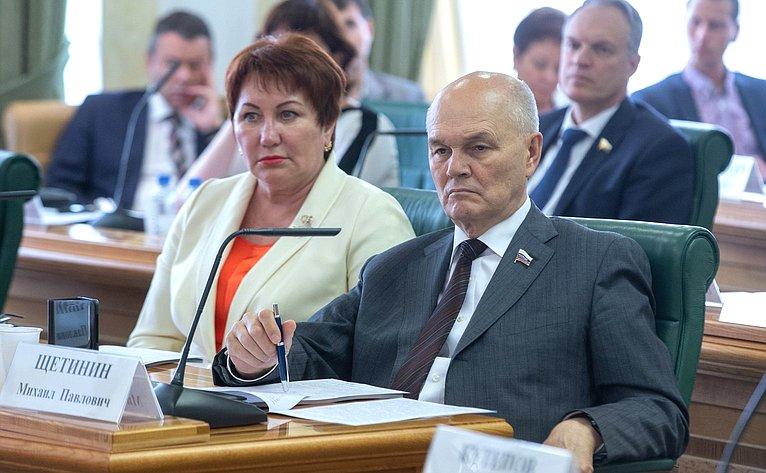 Е. Перминова иМ. Щетинин
