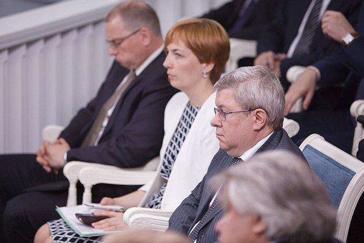 17-06 Комиссия СФ по мониторингу ситуации на Украине 1