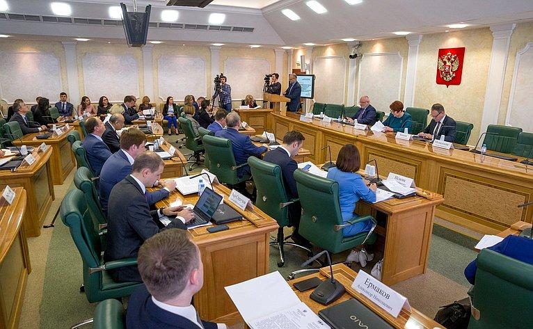 «Круглый стол» натему «Актуальные вопросы организации системы нотариата, формирования стоимости нотариальных услуг, финансового обеспечения деятельности иответственности нотариусов»