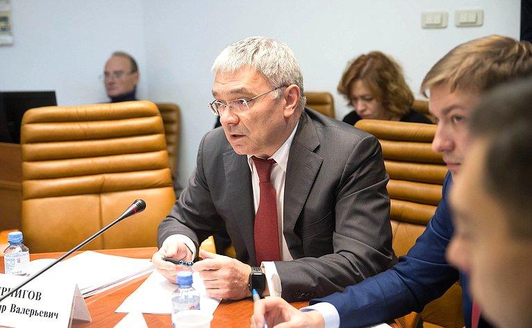 Заседание межкомитетской рабочей группы поразработке ФЗ, регулирующего производство иоборот пищевой продукции для детского питания