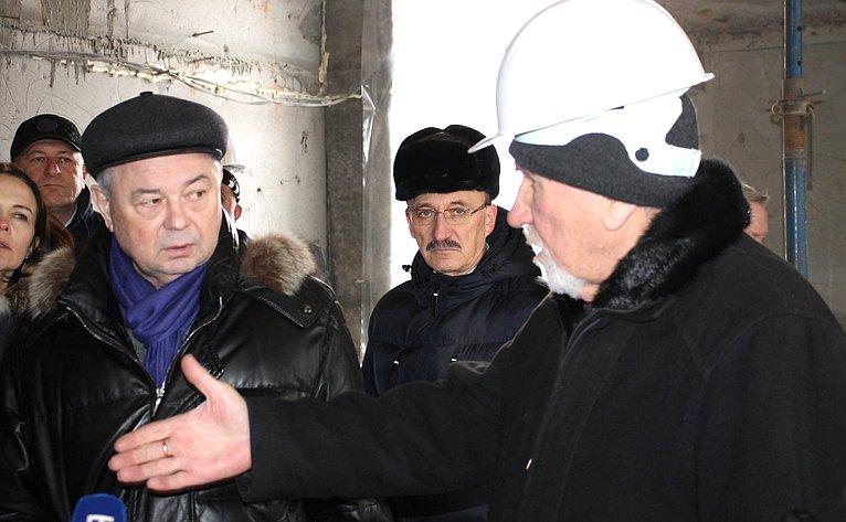Анатолий Артамонов совершил рабочую поездку вСтавропольский край