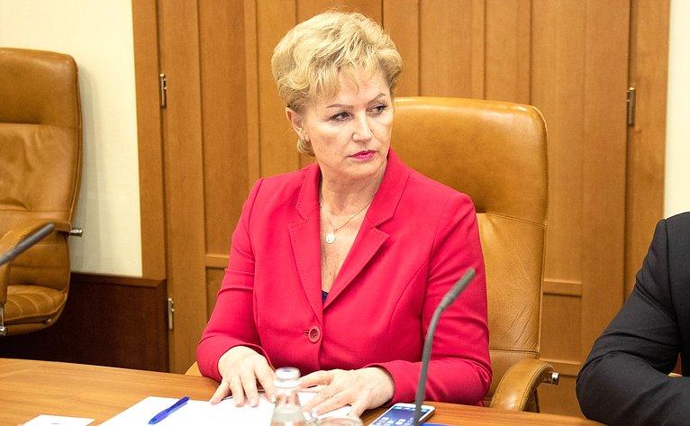 Заседание Попечительского совета РУДН