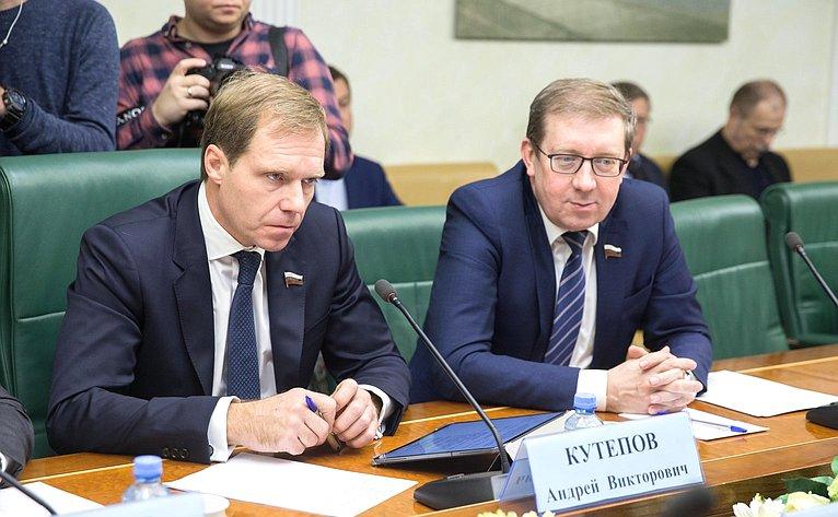 Андрей Кутепов иАлексей Майоров