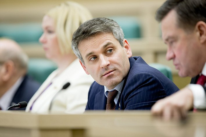 367-е заседание Совета Федерации Цыбко