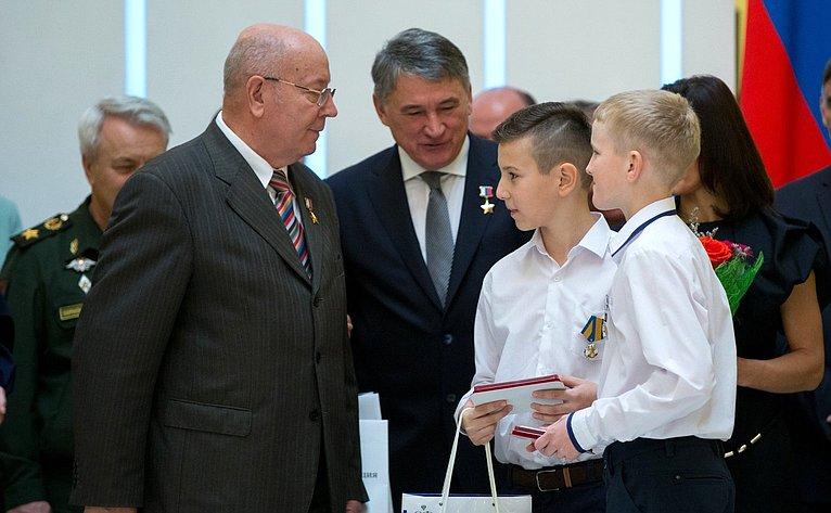 Семен Плахов иПавел Лескин