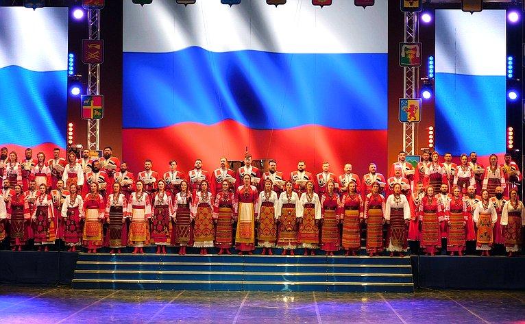 Праздничные мероприятия, посвященные 82-й годовщине образования Краснодарского края