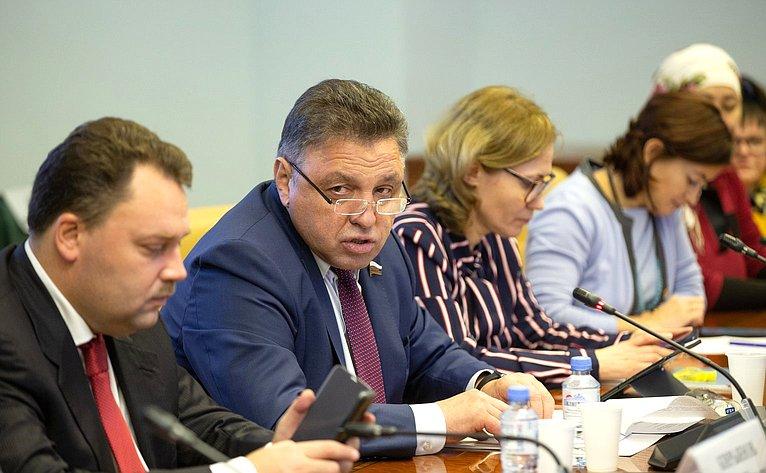 В.Тимченко провел церемонию награждения победителей Всероссийского конкурса лучших практик территориального общественного самоуправления
