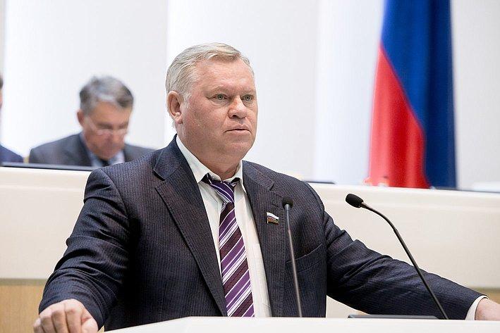 Петров 380-е заседание Совета Федерации