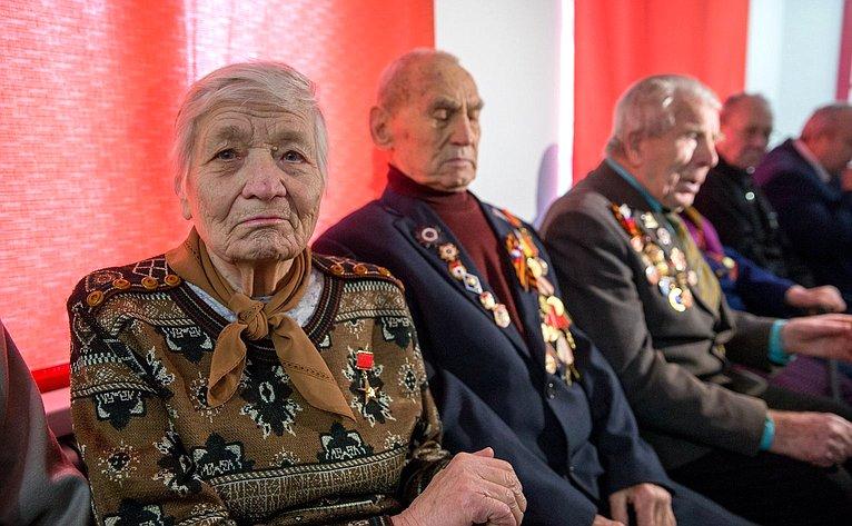 Рабочая поездка сенаторов вТверскую область