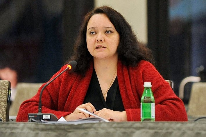 Анна Отке на24-й сессии АТПФ вВанкувере