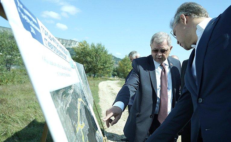 Анатолий Артамонов провел заседание рабочей группы повопросам комплексного развития Кисловодска
