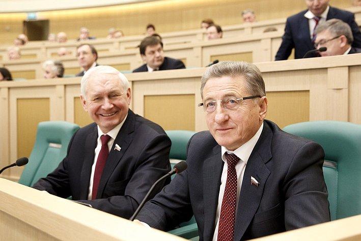 365-е заседание Тихомиров и Лукин