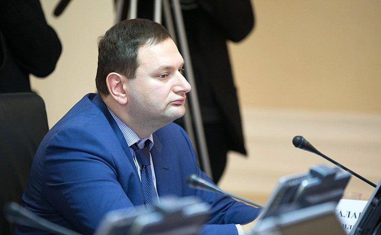 Совещание повопросу законодательного обеспечения при добыче анадромных видов рыб вовнутренних морских водах РФ