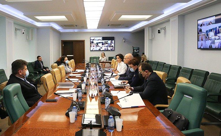 «Круглый стол» Комитета СФ посоциальной политике