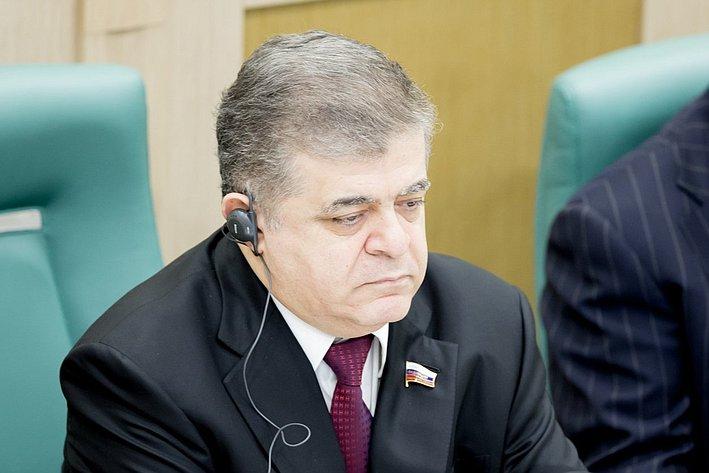 368-е заседание Джабаров