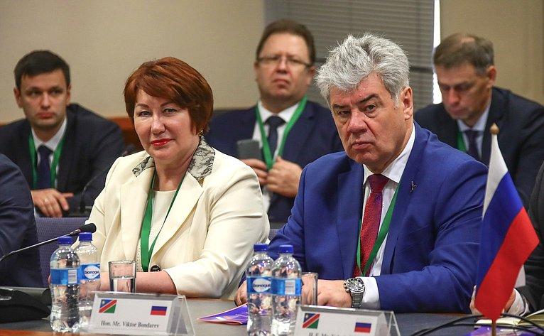 Елена Перминова иВиктор Бондарев