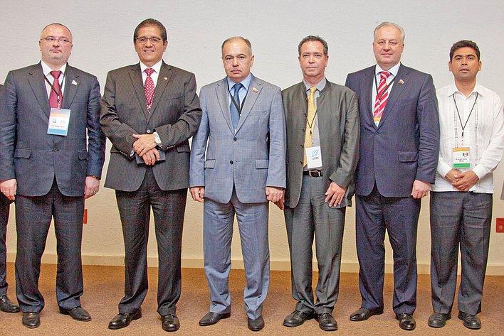 АТПФ Делегация СФ на встрече