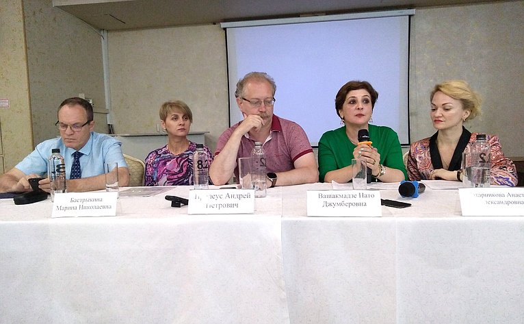 Александр Башкин принял участие впрошедшем вАстрахани Социальном фестивале вподдержку людей средкими заболеваниями