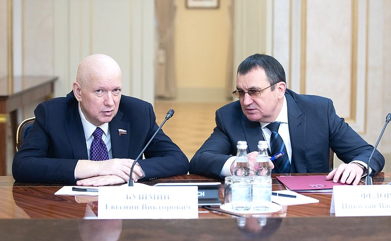 Евгений Бушмин иНиколай Федоров