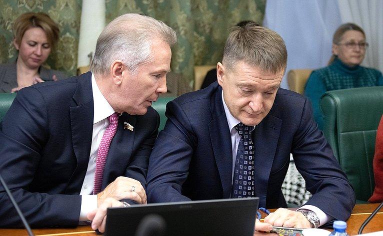 Валерий Пономарев иОлег Ткач