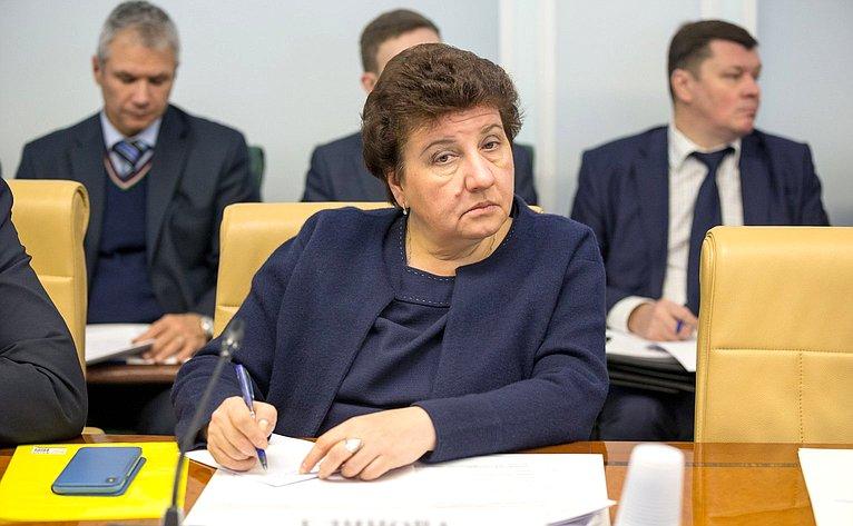 Семинар-совещание Комитета СФ поконституционному законодательству игосударственному строительству