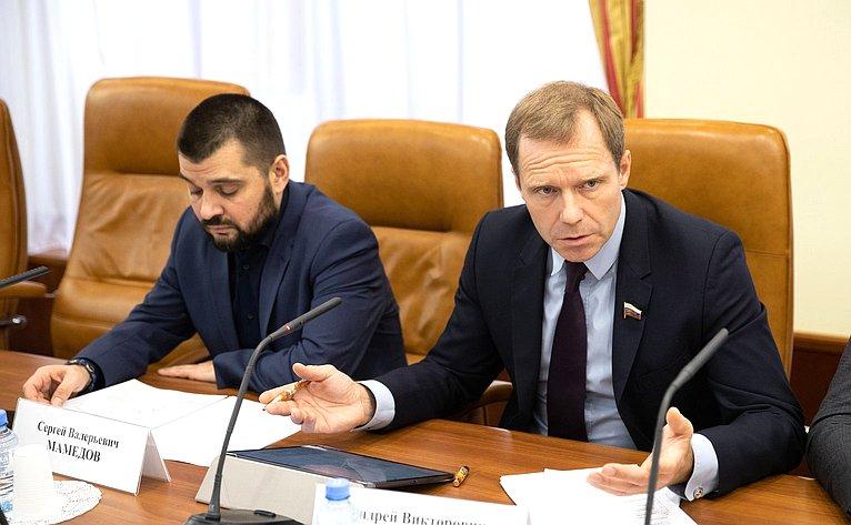 Сергей Мамедов иАндрей Кутепов