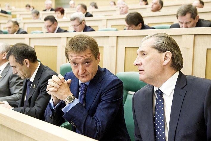 362-е заседание СФ Ткач, Александров
