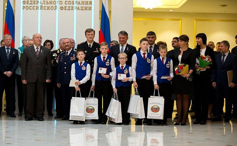 Дмитрий Асонков, Ярослав Богословский, Илья Лушин, Леонид Сапов иАндрей Степаненко