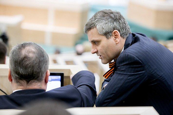373-е Заседание Совета Федерации Цыбко