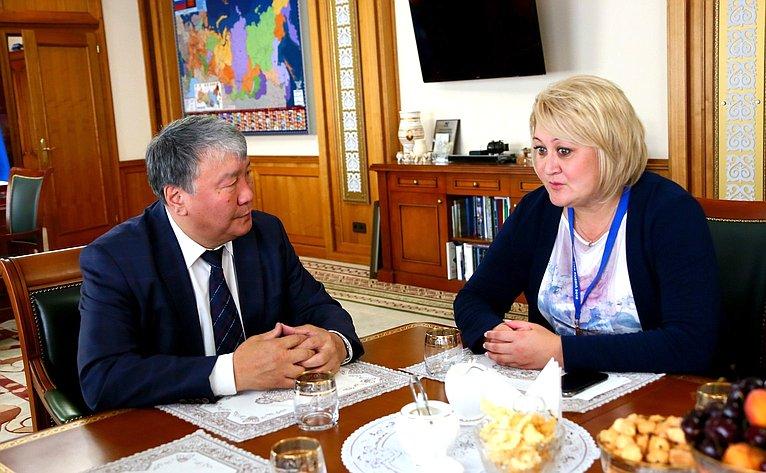 А. Жирков иЛ. Гумерова