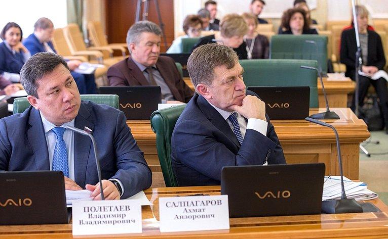 Владимир Поелтаев иАхмат Салпагаров