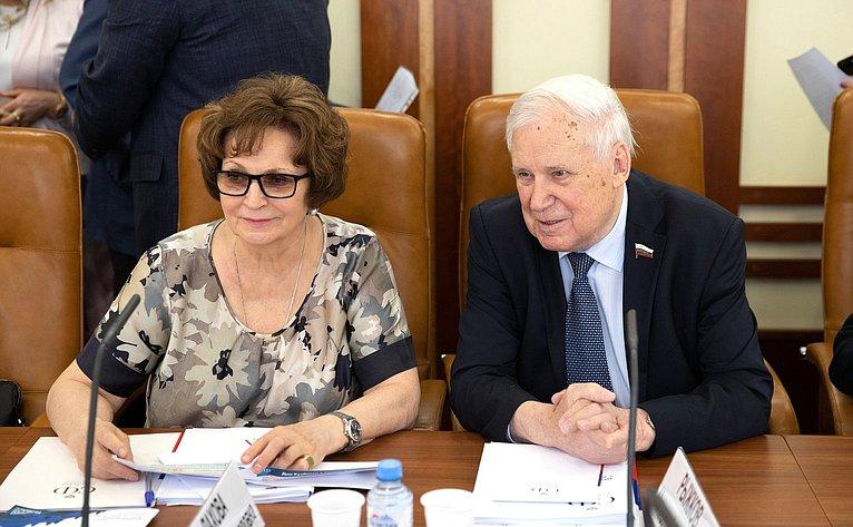 Екатерина Лахова иНиколай Рыжков