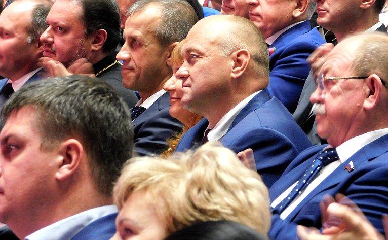 Алексей Кондратенко принял участие вторжественном мероприятии, посвященном празднованию 82-й годовщины создания региона