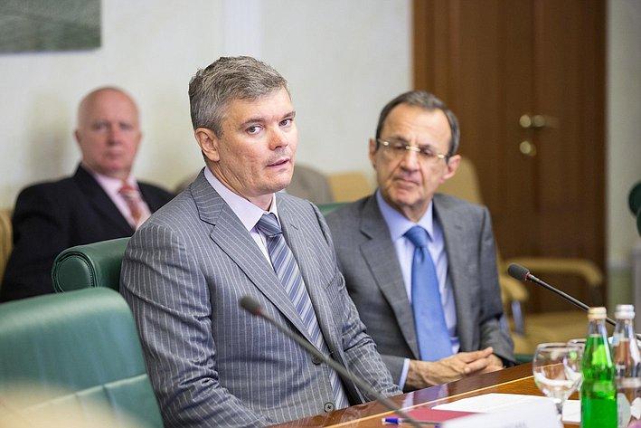 В Совете Федерации состоялось заседание Комитета общественной поддержки жителей Юго-Востока Украины-16